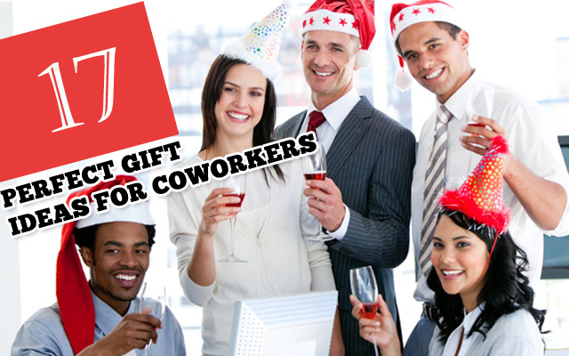 17 Perfect Gift Ideas For Coworkers